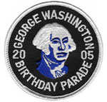 GWB Parade Patch